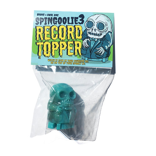 SPINGOOLIE 3 RECORD TOPPER