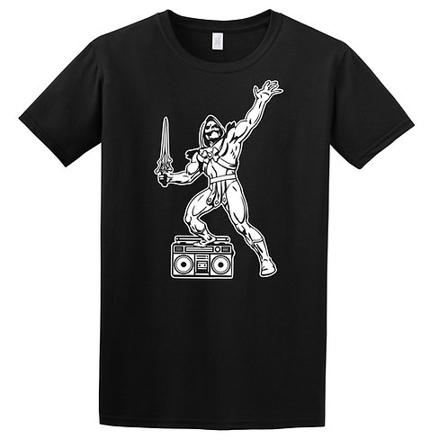 BLASTERS OF THE UNIVERSE TEE