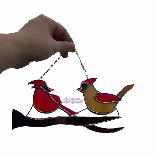 Mr. & Mrs. Cardinal