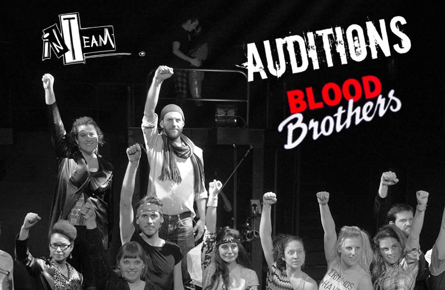 Auditions blood brothers