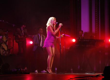 Nathalie Meskens zet indrukwekkende Motown show neer