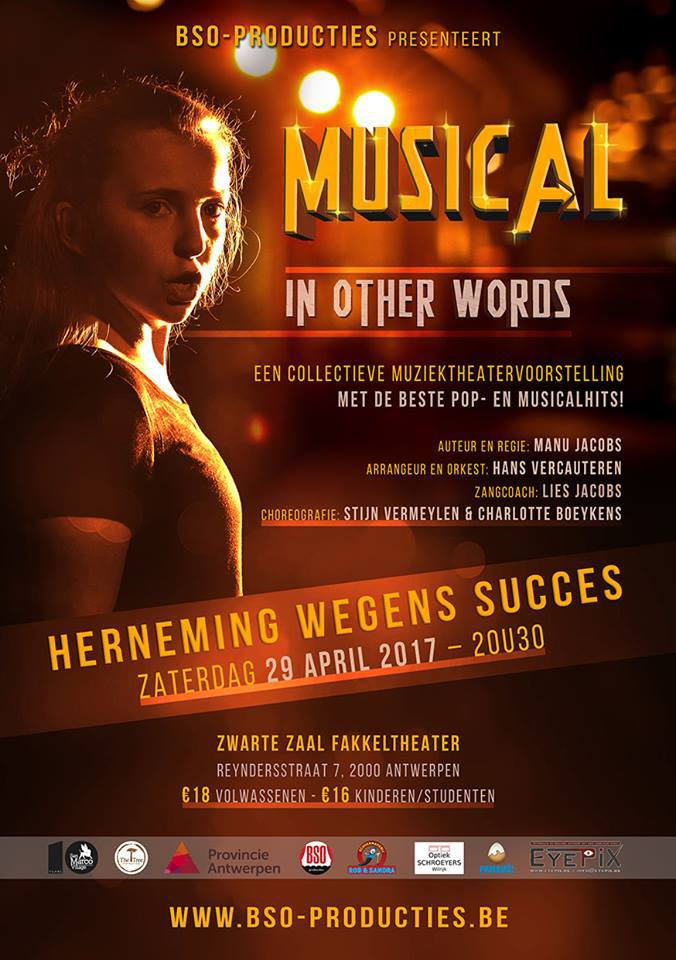 Musical in other words