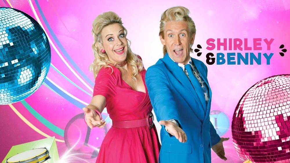 Shirley en Benny