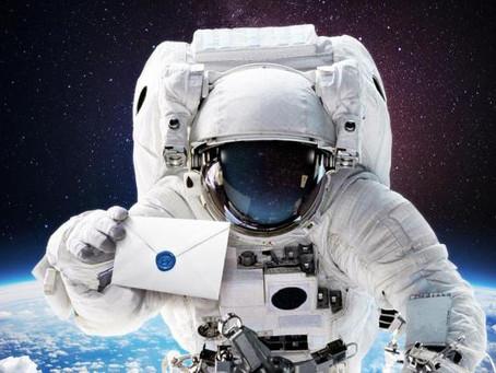 Бизнес идея из США. СМС – в космос