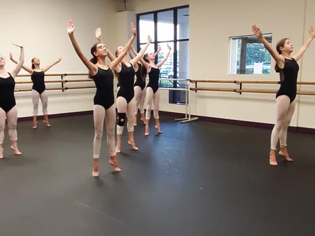 Summer at Carroll County Dance Center