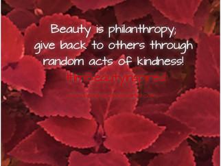 5 Ways to be a Philanthropist