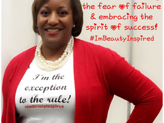 The Fear of Failure or The Spirit of Success