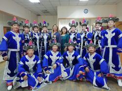 Артисты балета с Анитой Цой