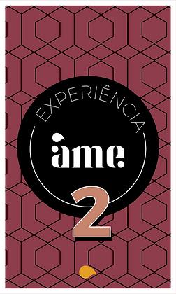 Experiência Âme 2 - Mesmo café, dois métodos de preparo diferentes.
