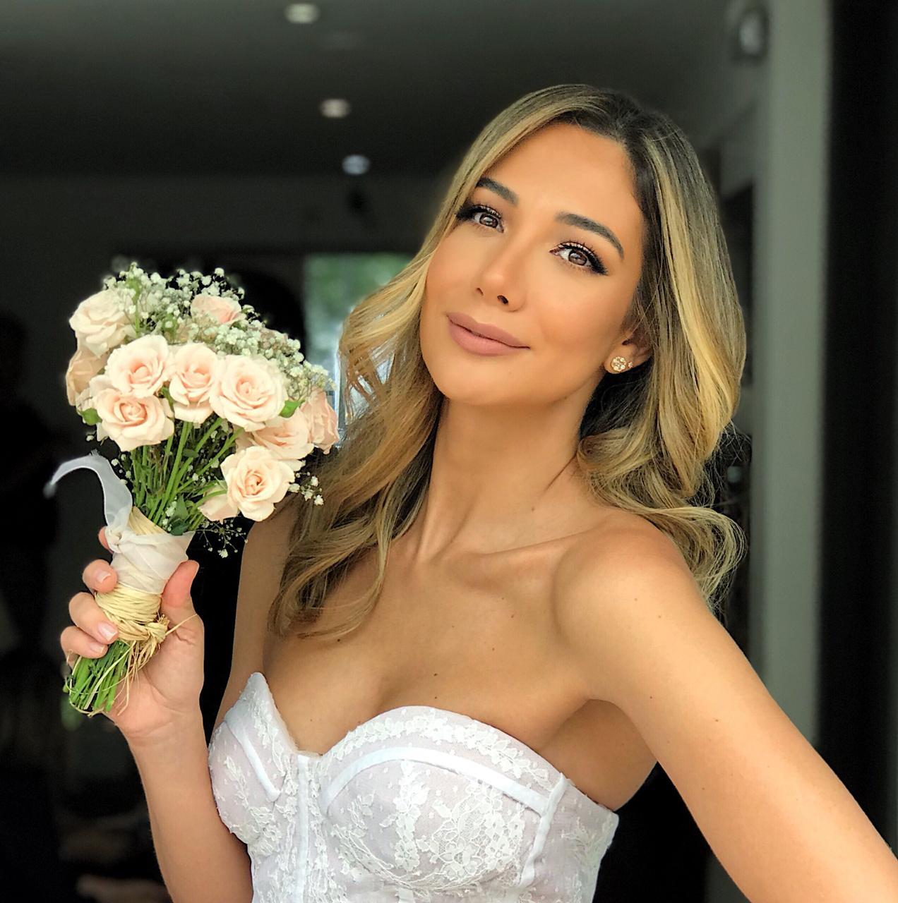 Nathalia Batista, musa e amiga
