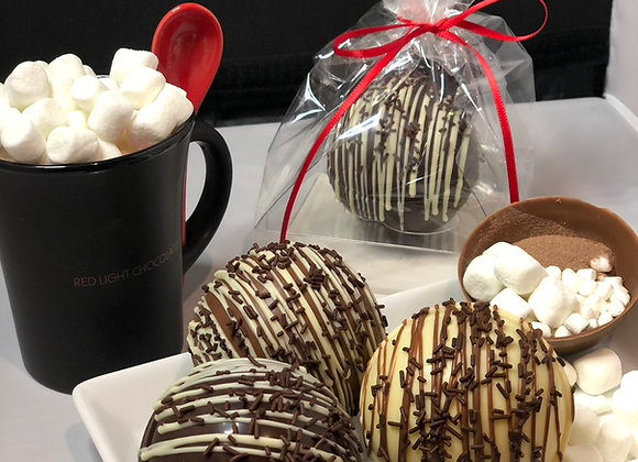 Hot Chocolate Bomb - 1 Bomb