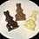 Thumbnail: Dark Chocolate Bunny - Solid Chocolate