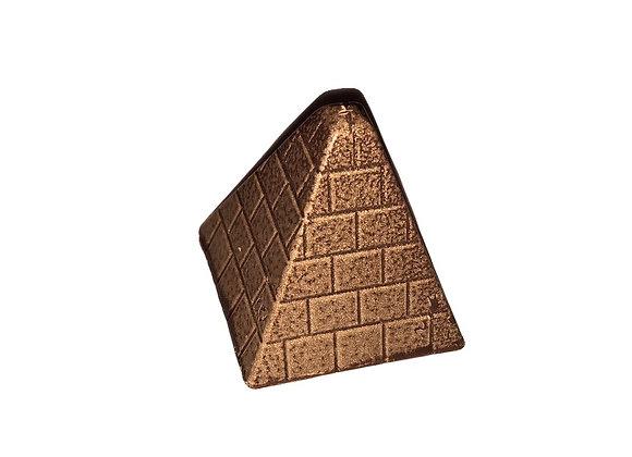 Salted Caramel Pyramid - Milk Chocolate