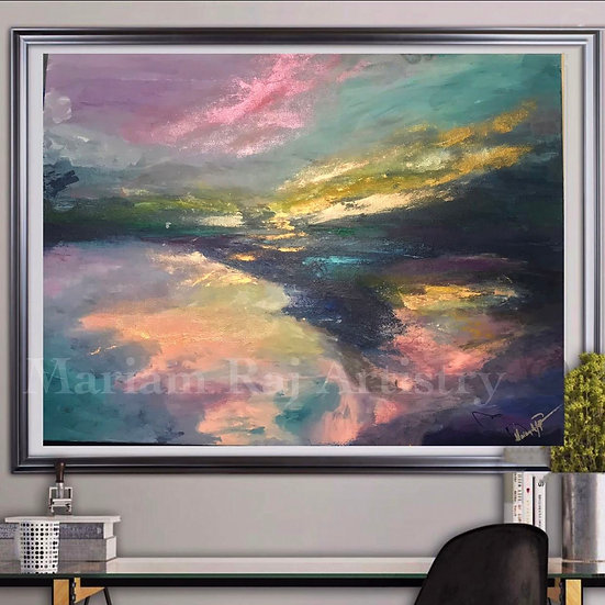 """Last Light of Summer"" (2019) Fine Art Print"