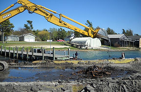 St. James Marine Co. & Fogg Towing | Dock Repair and Construction