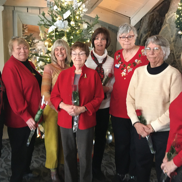 Officers 2020 Charlevoix Area Garden Club