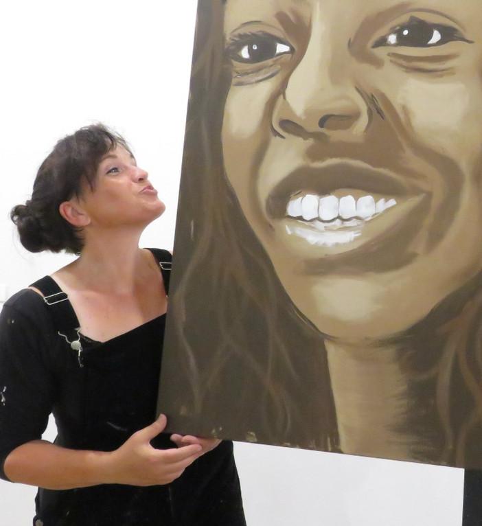 Martina Hahn Speed Painting