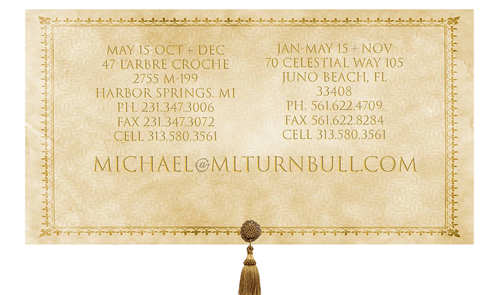 Michael Turnbull Contact