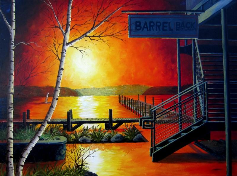 Martina Hahn Landscape
