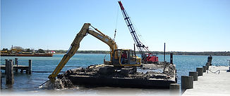 St. James Marine Co. & Fogg Towing | Dredging