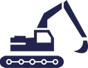 St. James Marine Co. & Fogg Towing   Excavators