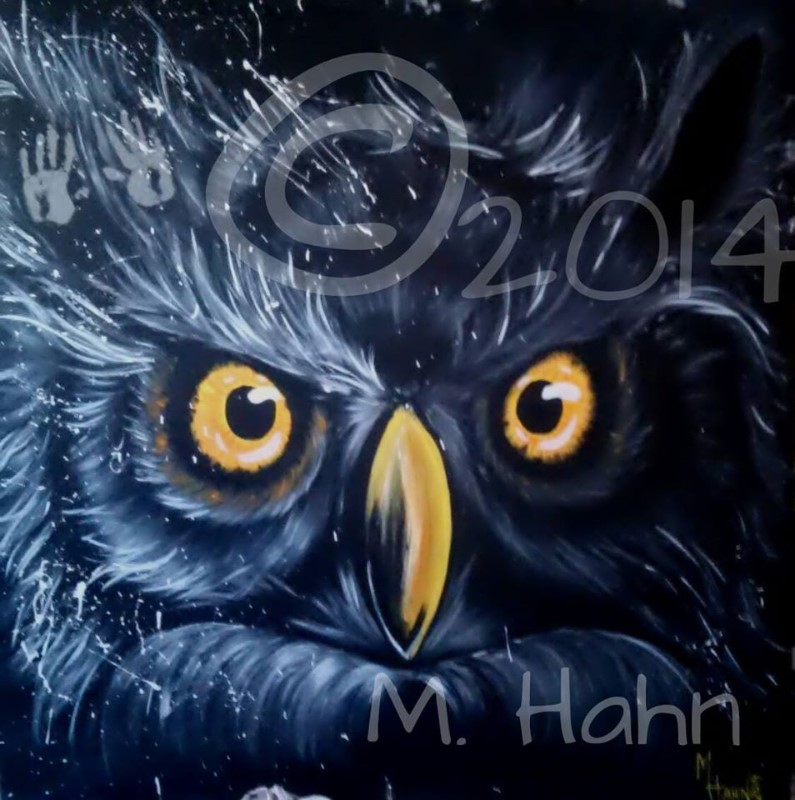 Martina Hahn Painting