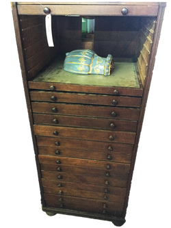 Many Drawers