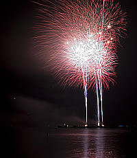 St. James Marine & Fogg Towing | On Water Fireworks