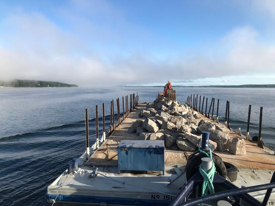 St. James Marine | Seawalls