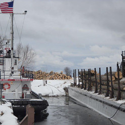 St. James Marine Co. & Fogg Towing   Logging