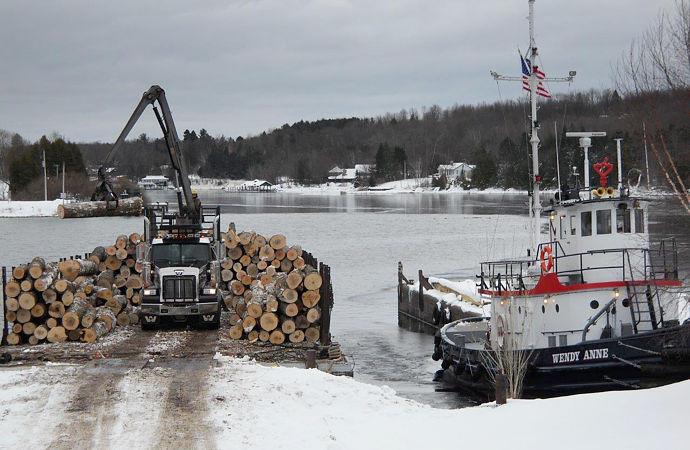 St. James Marine Co. & Fogg Towing | Logging