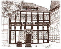 Martina Hahn Historical Buildings