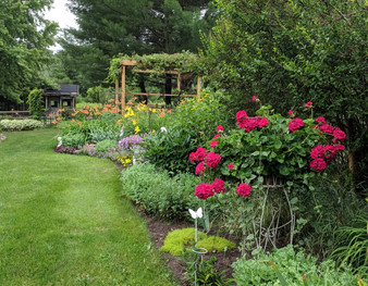 20th Annual Garden Walk - Charlevoix Area Garden Club