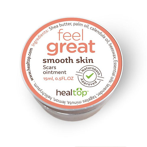 Smooth Skin - Narbensalbe