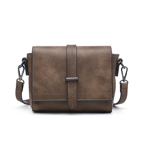 SHOMICO Small Square Crossbody Purse Mini Shoulder Bag With Adjustable Straps