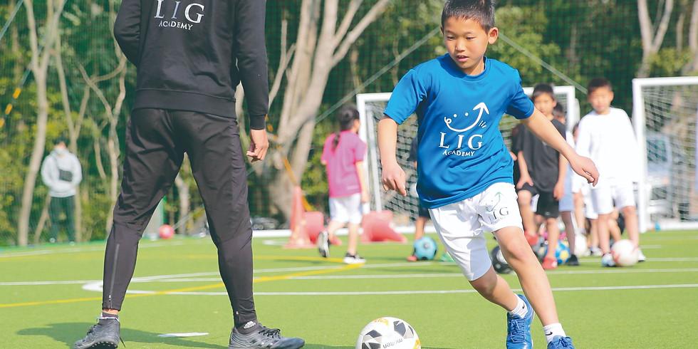 サッカースクール 無料体験会(GROW・NEXT)