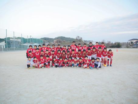 5月8日 第二回サイレントカップ  FC立岩Uー12