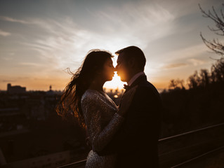 Ana & Goran | The upper city sunset