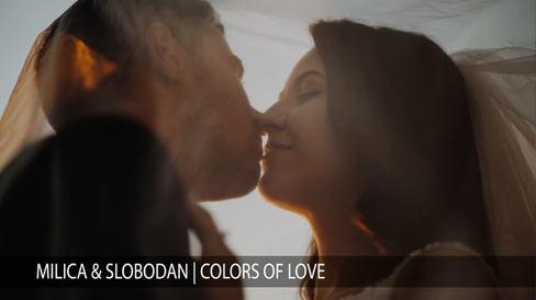 Milica & Slobodan | Colors of Love
