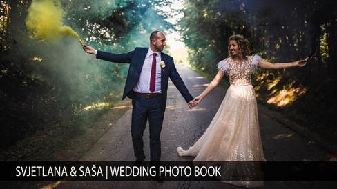 Svjetlana & Saša | wedding photo book