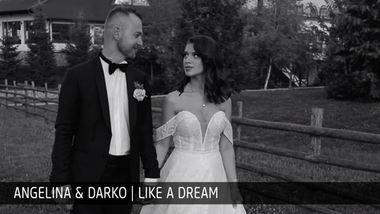Angelina & Darko | Like a dream