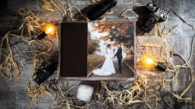 Milica & Sasa | wedding photobook