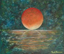 Luna o sole ?  collezione privata