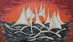 In balia del mare