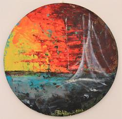 49 - vele al tramonto -