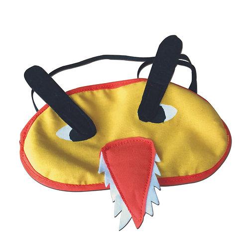 Angry Duck eye mask