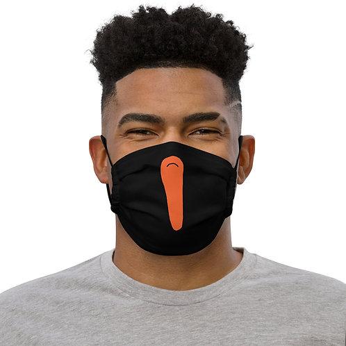 Lardy Oystercatcher beak black facemask