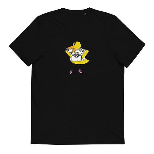 Angry Duck RBK black t shirt
