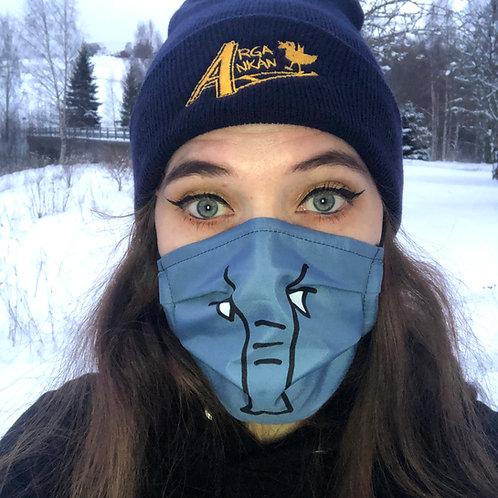 Corporate Elephant face mask