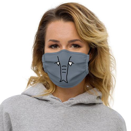Corporate Elephant trunk reusable face mask